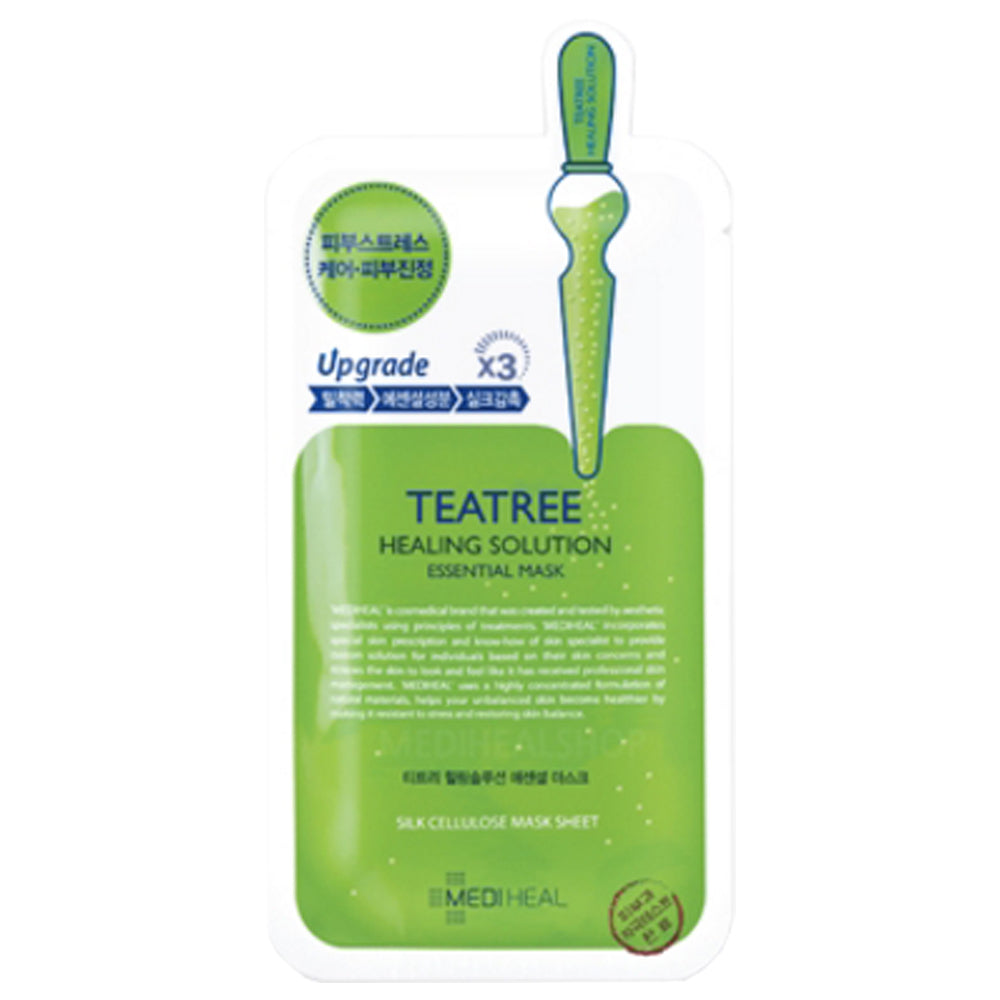 [Mediheal] Teatree Healing Solution Essential Mask