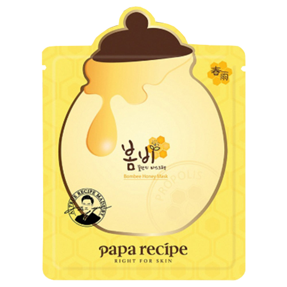 [Papa Recipe] Bombee Honey mask (10 pack) exp 03/31/21