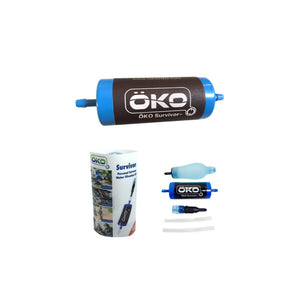Kit De Purificacion De Agua Oko Survivor