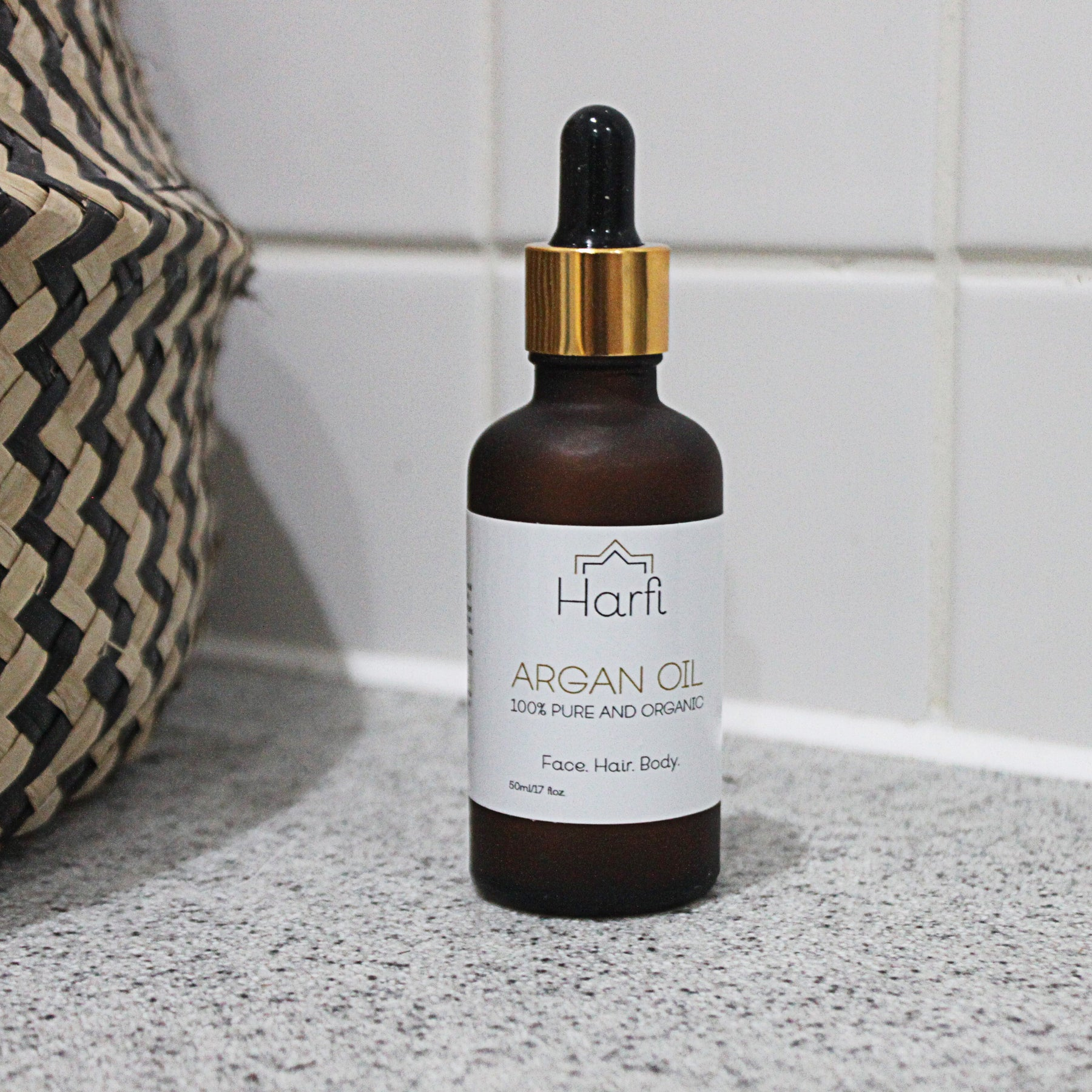 Harfi | Pure and Organic Cold Pressed Argan Oil