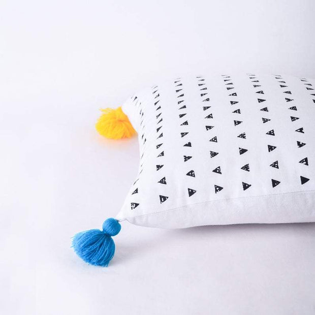 Saira Pillow Cover  **AVAILABLE NOW FOR PRE-ORDER**