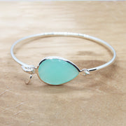 Eleanor Bangle, Sterling Silver