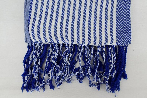 Ela Hammam Towel Blue