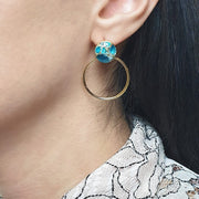 Omya Earrings