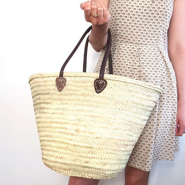 Aleah - Straw Summer Beach Bag