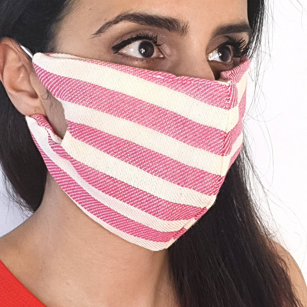Derya - Organic Cotton Protective Face Mask
