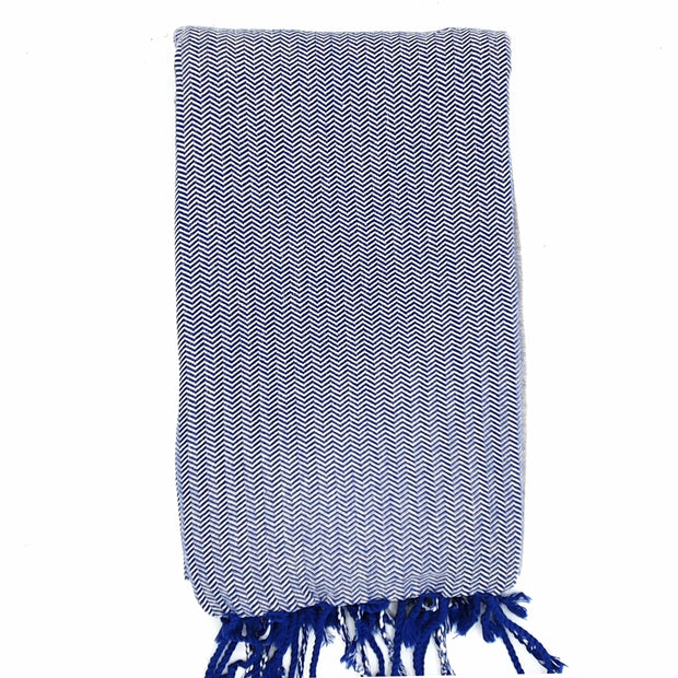 Ela Hammam Towel, Blue