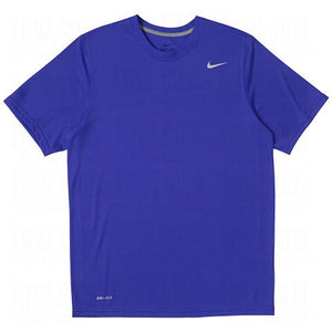 Nike Men's Legend Short Sleeve Tee, Royal Blue