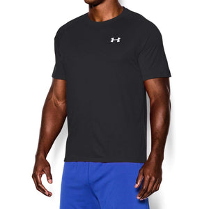 Under Armour Men's Tech Short Sleeve T-Shirt, Black /White