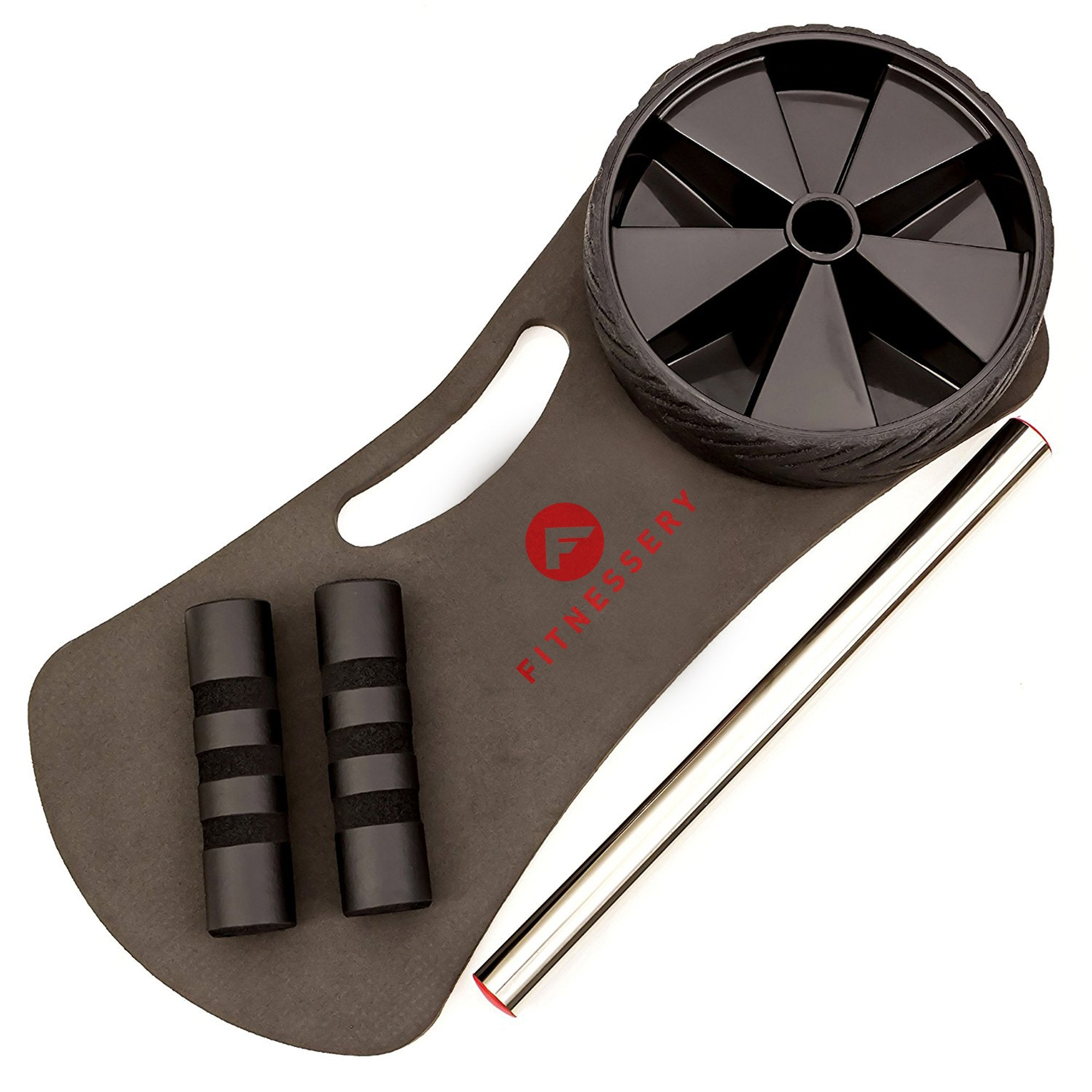 Ab Roller for Abs Workout - Ab Roller Wheel Exercise Equipment - Ab Wheel Exercise Equipment - Ab Wheel Roller for Home Gym - Ab Machine for Ab Workout - Ab Workout Equipment - Abs Roller Ab Trainer