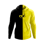 "Yellow and Black ""Banana Split Hoodie"""