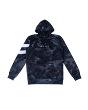 Load image into Gallery viewer, Pokimane Gray Camo Hoodie