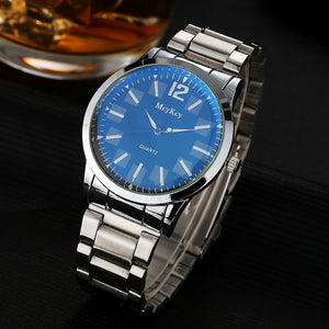 McyKcy Stainless Steel Watch