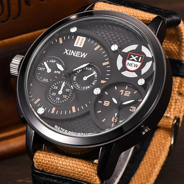30M Waterproof Military Sport Watch