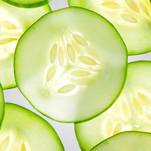 Photo of Cucumber slices