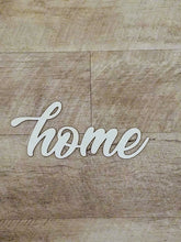 "WHOLESALE | 10"" Word Cutouts - Wild Horse Timber"