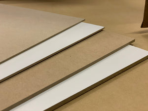 "1/8"" Unfinished MDF - 22 Sheets - Wild Horse Timber"