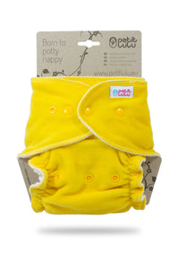 Maxi Night Nappy - Snap Fastening