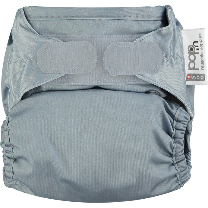 Pop-in Aplix Nappy - Plain