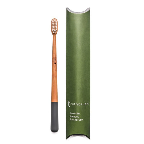 Adult Vegan Plant Based Eco Friendly Bamboo Toothbrush