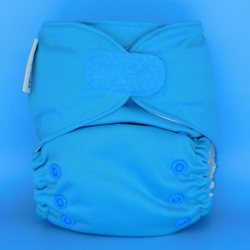 One Size G3 Pocket Nappy - Plain