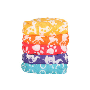 Bamboozle Night-Time Nappy - Print