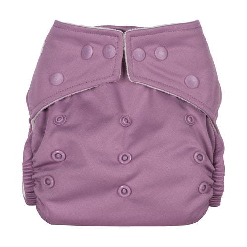 One Size Pocket Nappy - Plain