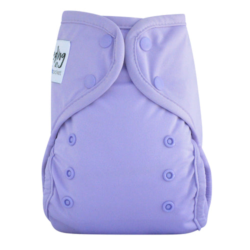 Multi-Fit Pocket Nappy - Plain