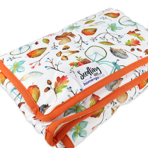 Seedling Baby Autumn Home & Go Mat Playmat Changing Mat