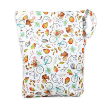 Load image into Gallery viewer, Seedling Baby Reusable Autumn Beach Bag Medium Wetbag