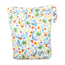 Load image into Gallery viewer, Seedling Baby Reusable Summer Beach Bag Medium Wetbag