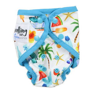 Seedling Baby Reusable Swimming Cloth Nappy Summer Paddle Pants