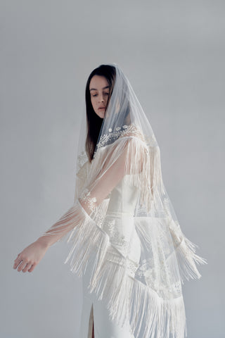 A FEW WEDDING VEILS ON SALE: MAKING ROOM FOR NEWNESS