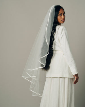 BOLINE VEIL - New Phrenology wedding veils
