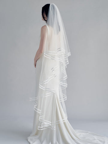 EQUINOX VEIL - New Phrenology wedding veils