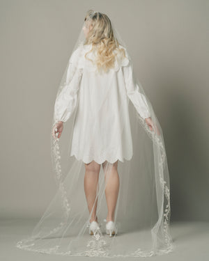 ORACLE VEIL - New Phrenology wedding veils