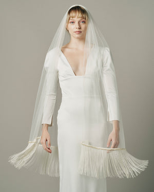 TALISMAN VEIL - New Phrenology wedding veils