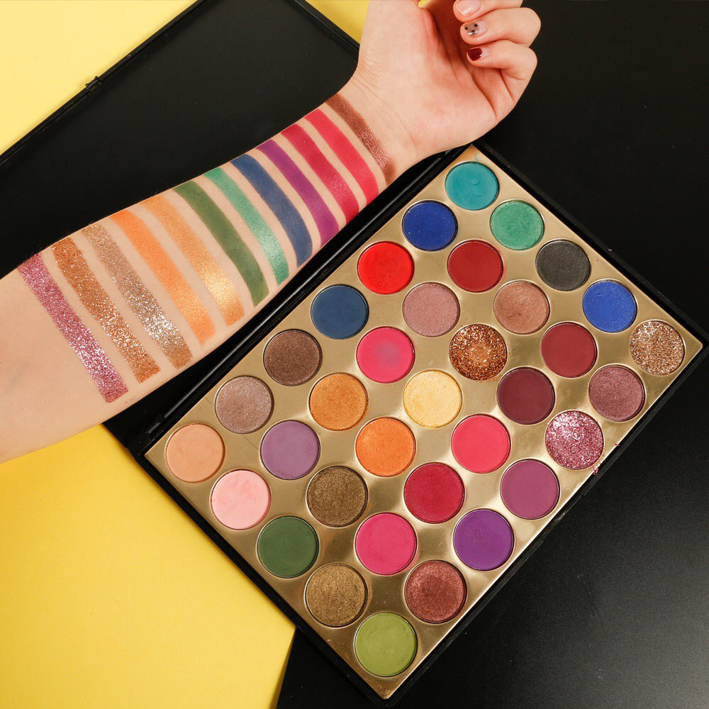 The QUEEN Collection Palette