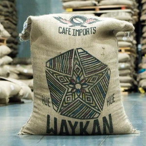 Guatemala Huehuetenango - Subscription