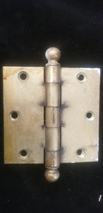 "3 1/2"" Ball Finial Hinges"