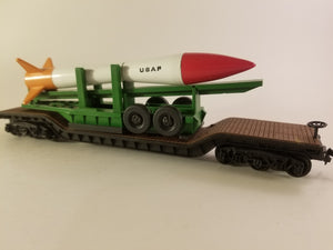 Railroad - Bachman USAF Missile Car