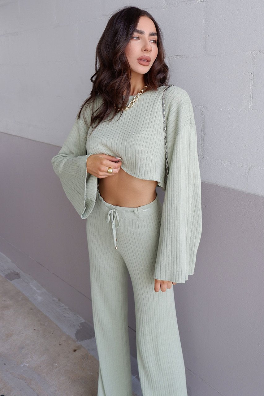 FLOW TOP - MINT