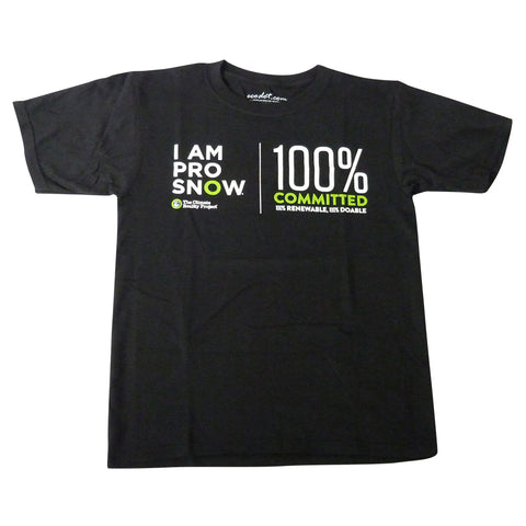 100% Committed Tee