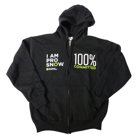 100% Committed Hoodie