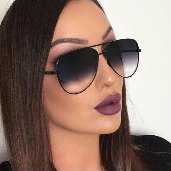 Oversized Aviator Sunglasses for Women and Men