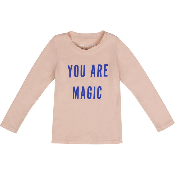 YOU ARE MAGIC long sleeve t-shirt