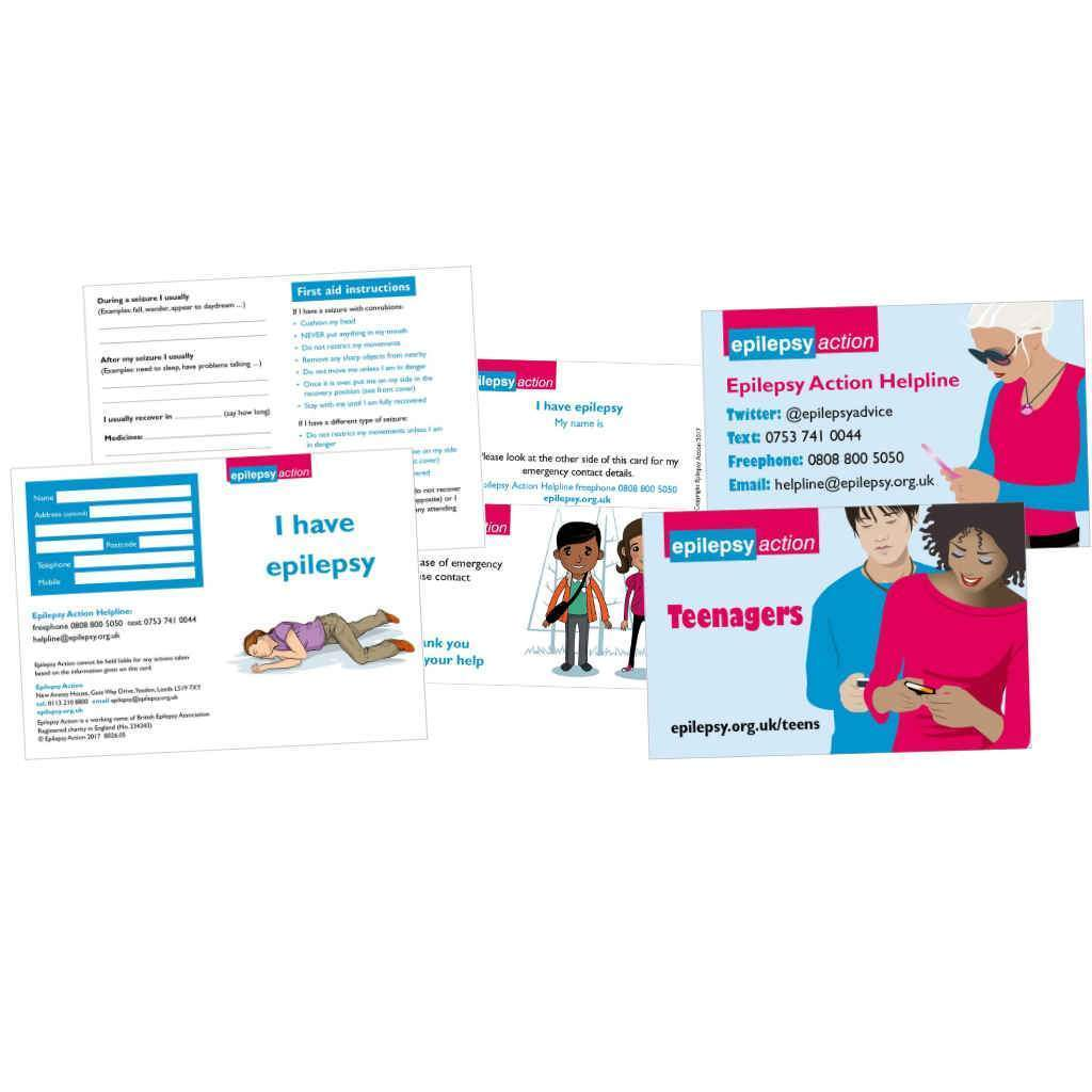 ID cards and care plans