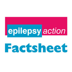 About epilepsy - information for young people factsheet