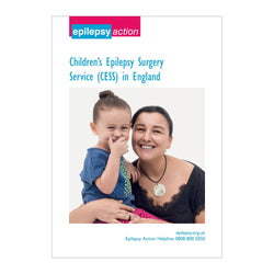 Children's epilepsy surgery service (CESS) in England