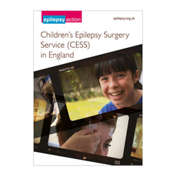 Children's Epilepsy Surgery Service (CESS) in England (DVD)